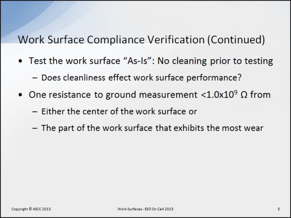 Worksurface Compliance Verification - image 4