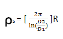resistivity-formula